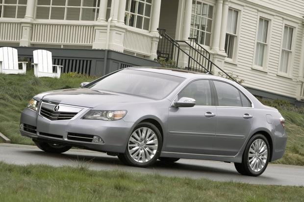 2012 Acura RL: New Car Review featured image large thumb4