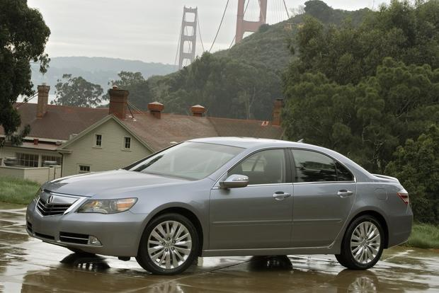 2012 Acura RL: New Car Review featured image large thumb5