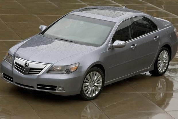 2012 Acura RL: New Car Review featured image large thumb6