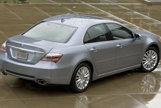 2012 Acura RL: New Car Review featured image large thumb7