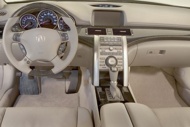 2012 Acura RL: New Car Review featured image large thumb9