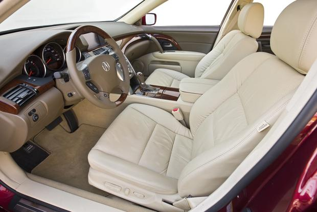 2012 Acura RL: New Car Review featured image large thumb11