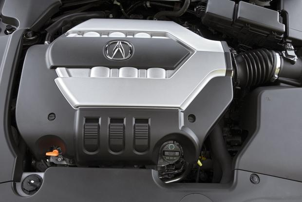 2012 Acura RL: New Car Review featured image large thumb13