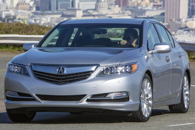 2014 Acura RLX: New Car Review featured image large thumb0