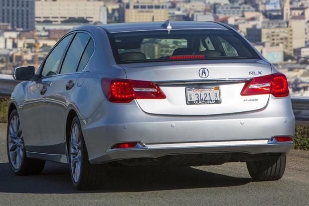 2014 Acura RLX: New Car Review featured image large thumb3