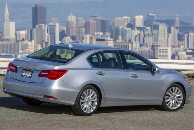 2014 Acura RLX: New Car Review featured image large thumb4