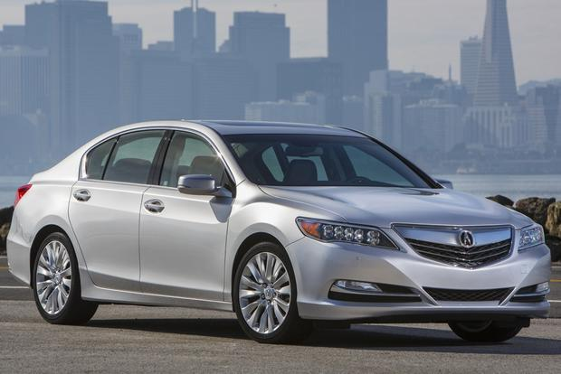 2014 Acura RLX: New Car Review featured image large thumb6