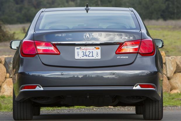 2014 Acura RLX: New Car Review featured image large thumb8