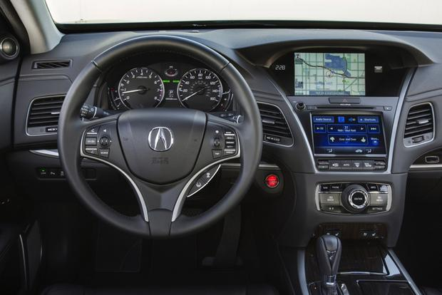 2014 Acura RLX: New Car Review featured image large thumb14