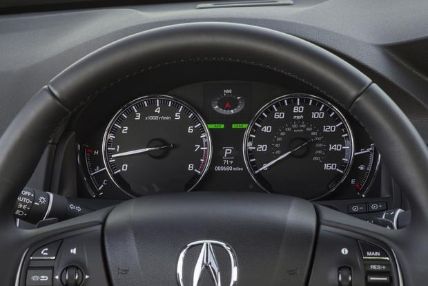 2014 Acura RLX: New Car Review featured image large thumb15