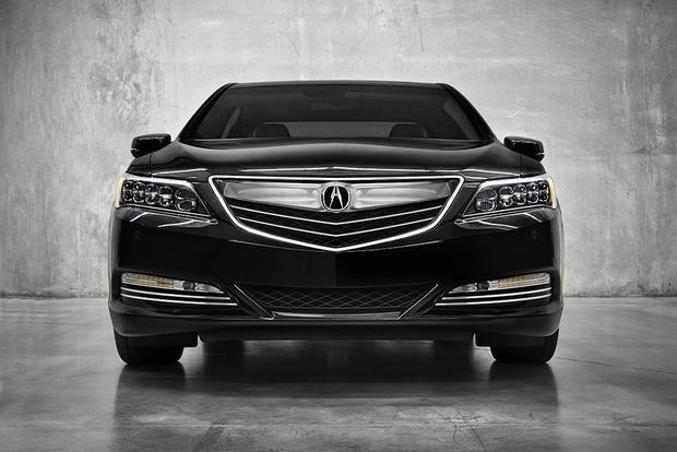 2016 Acura RLX: New Car Review featured image large thumb0