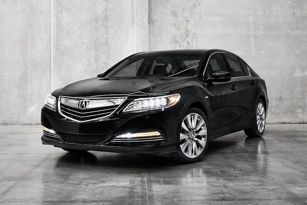 2016 Acura RLX: New Car Review featured image large thumb2