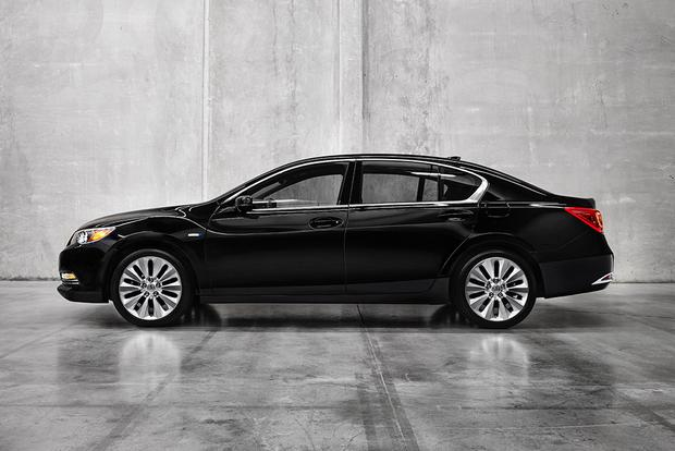 2016 Acura RLX: New Car Review featured image large thumb3