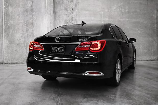 2016 Acura RLX: New Car Review featured image large thumb4