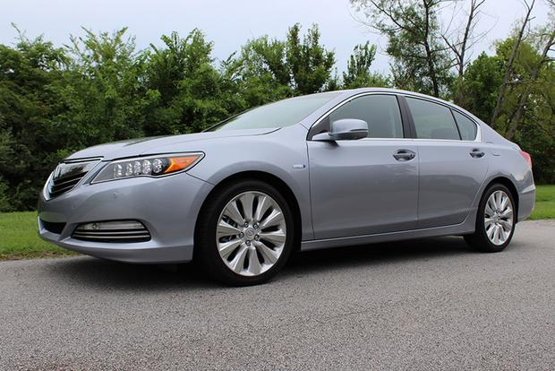 2016 Acura RLX Sport Hybrid: Real World Review featured image large thumb0