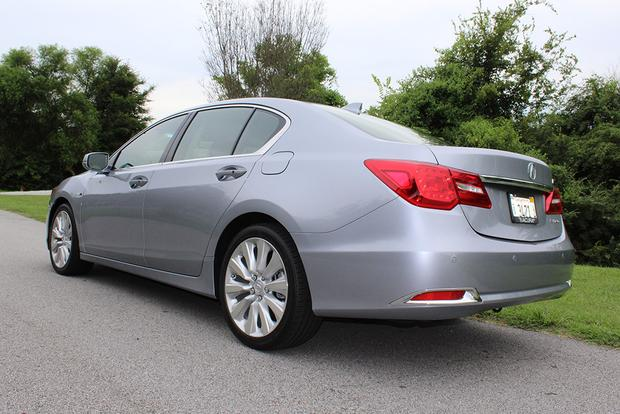 2016 Acura RLX Sport Hybrid: Real World Review featured image large thumb1