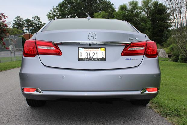 2016 Acura RLX Sport Hybrid: Real World Review featured image large thumb2