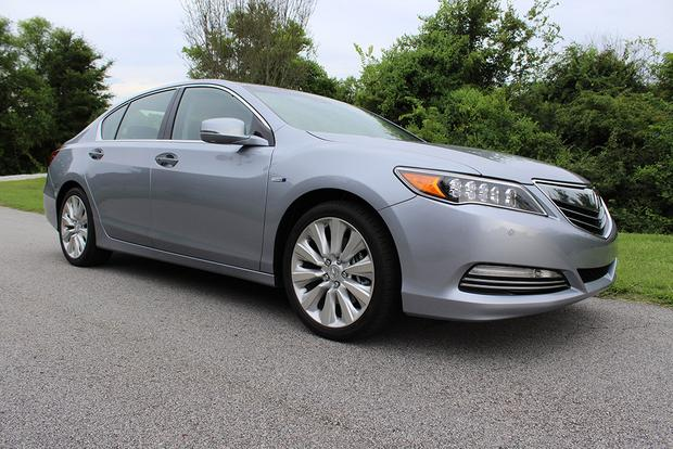 2016 Acura RLX Sport Hybrid: Real World Review featured image large thumb4