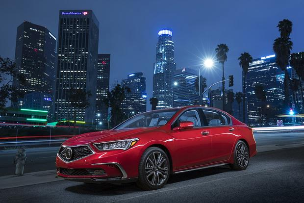 2018 Acura RLX: New Car Review featured image large thumb0