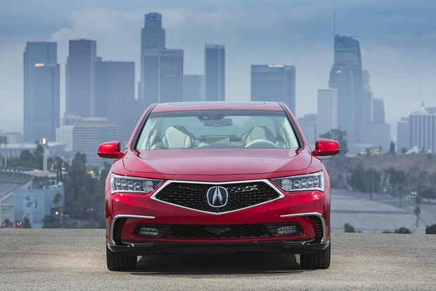 2018 Acura RLX: New Car Review featured image large thumb1