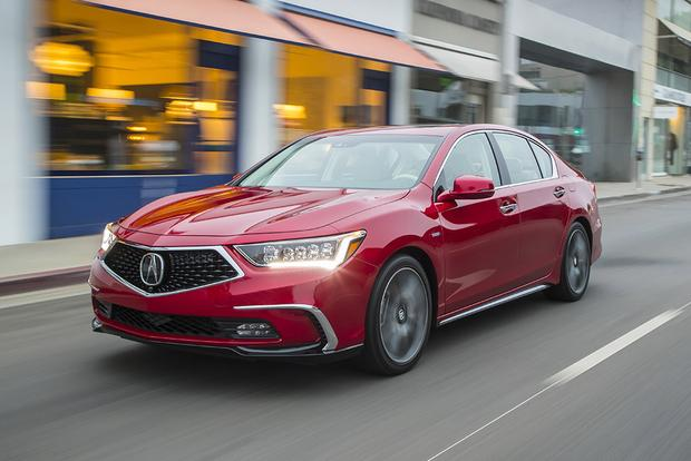 2018 Acura RLX Sport Hybrid: First Drive Review featured image large thumb0