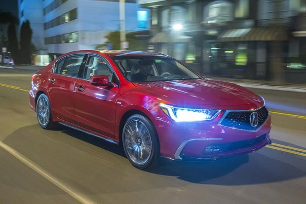 2018 Acura RLX Sport Hybrid: First Drive Review featured image large thumb1
