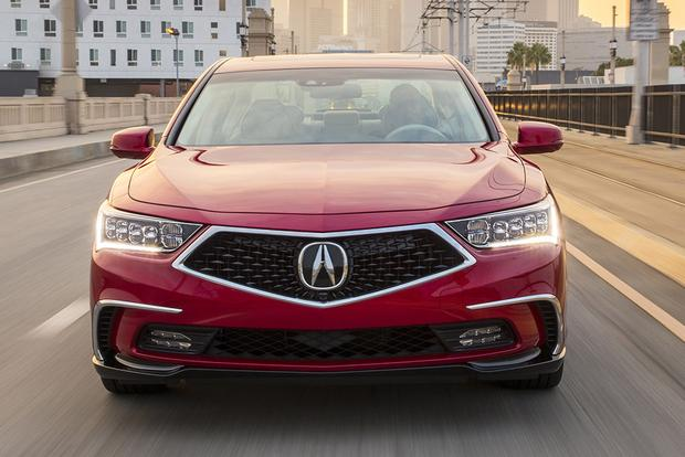 2018 Acura RLX Sport Hybrid: First Drive Review featured image large thumb3