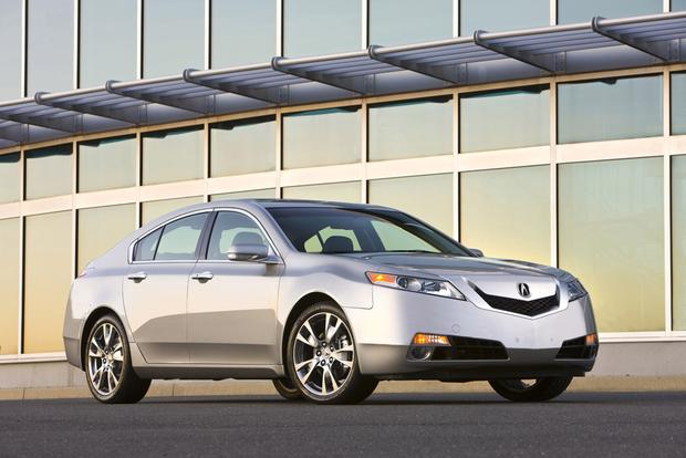Acura TL Used Car Review Autotrader - Are acura tl good cars