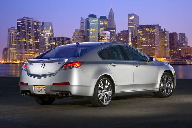 2009 Acura TL: Used Car Review featured image large thumb2