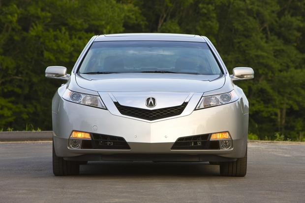 2009 acura tl used car review autotrader
