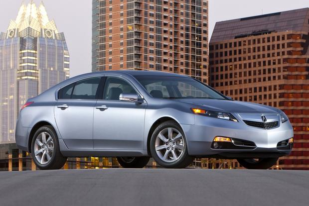 2012 Acura TL: New Car Review featured image large thumb1