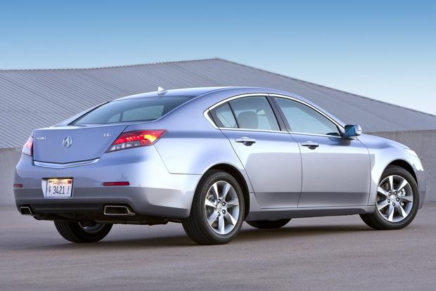 2012 Acura TL: New Car Review featured image large thumb2