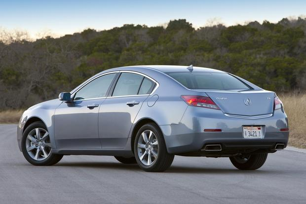 2012 Acura TL: New Car Review featured image large thumb3