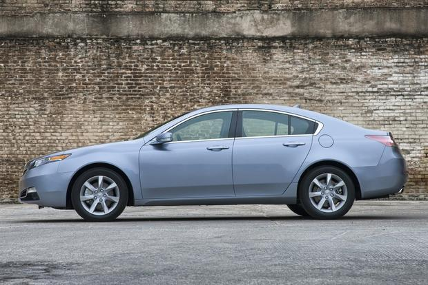 2012 Acura TL: New Car Review featured image large thumb4