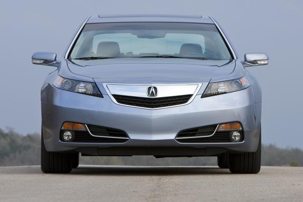 2012 Acura TL: OEM Image Gallery featured image large thumb6