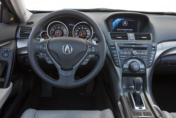 2012 Acura TL: New Car Review featured image large thumb8