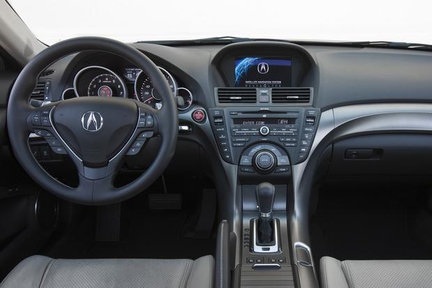 2012 Acura TL: New Car Review - Autotrader
