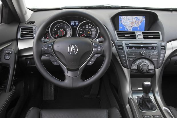 2012 Acura TL: New Car Review featured image large thumb11
