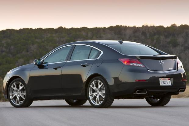 New Infiniti G35 Coupe >> 2014 Acura TL: New Car Review - Autotrader