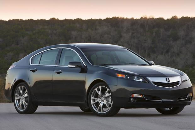 2014 Acura TL: New Car Review featured image large thumb2