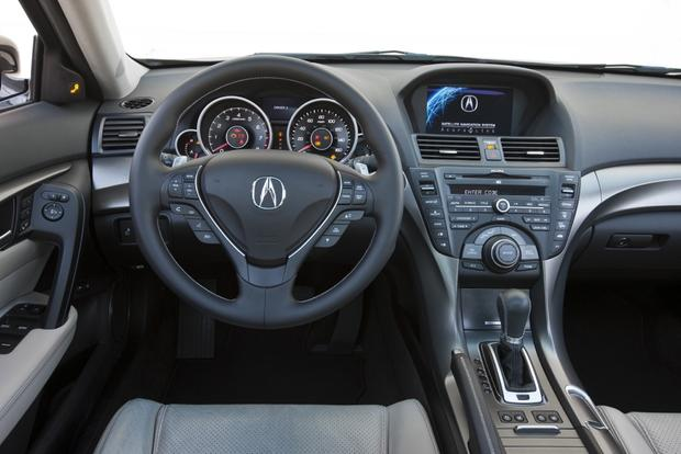 2014 Acura TL: New Car Review featured image large thumb5
