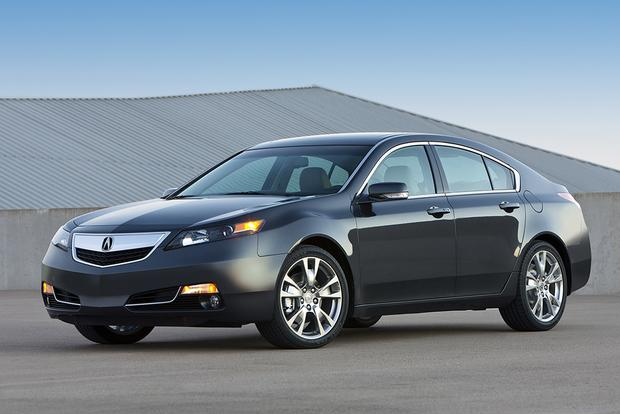 2014 Acura TL vs. 2015 Acura TLX: What's the Difference? featured image large thumb1