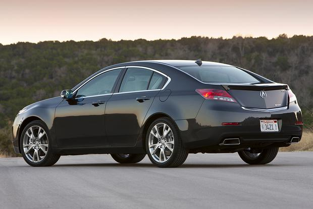 2014 Acura TL vs. 2015 Acura TLX: What's the Difference? featured image large thumb7