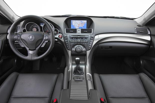 2014 Acura TL vs. 2015 Acura TLX: What's the Difference? featured image large thumb9