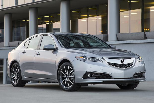 2014 Acura TL vs. 2015 Acura TLX: What's the Difference? featured image large thumb0