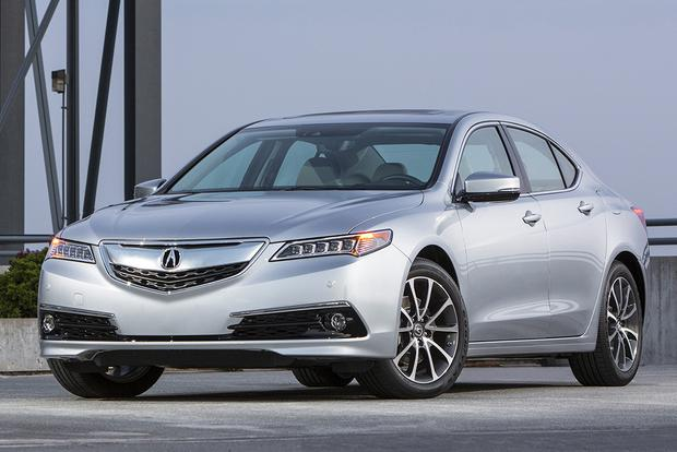 2014 Acura TL vs. 2015 Acura TLX: What's the Difference? featured image large thumb2