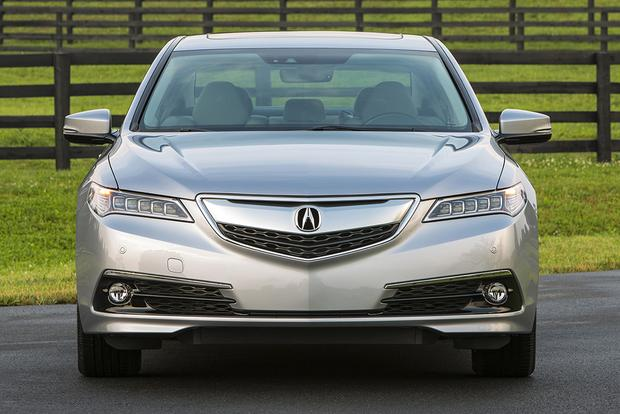 2014 Acura TL vs. 2015 Acura TLX: What's the Difference? featured image large thumb4