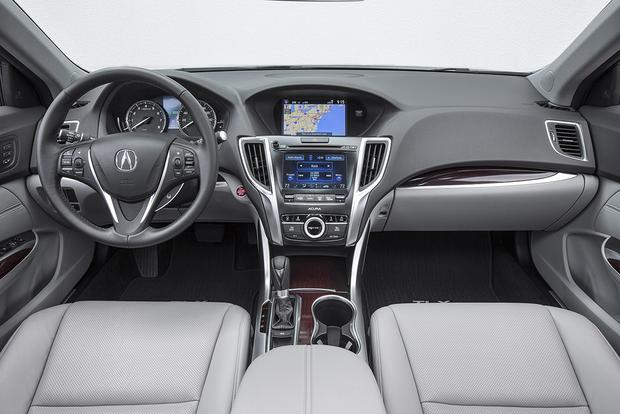 2014 Acura TL vs. 2015 Acura TLX: What's the Difference? featured image large thumb10
