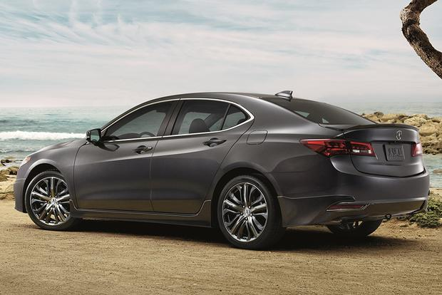 2014 Acura TSX vs  2015 Acura TLX: What's the Difference