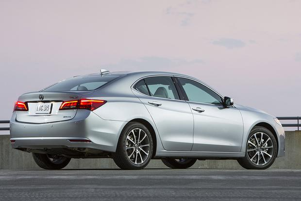 2014 Acura TSX vs. 2015 Acura TLX: What's the Difference? featured image large thumb6